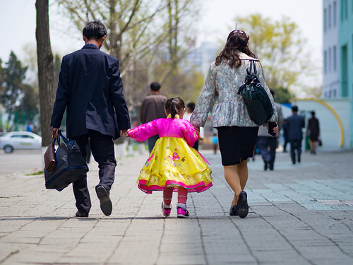 Family life, Pyongyang