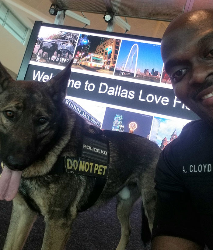 police officer dog selfies 4 5e4d07c5017b7 700