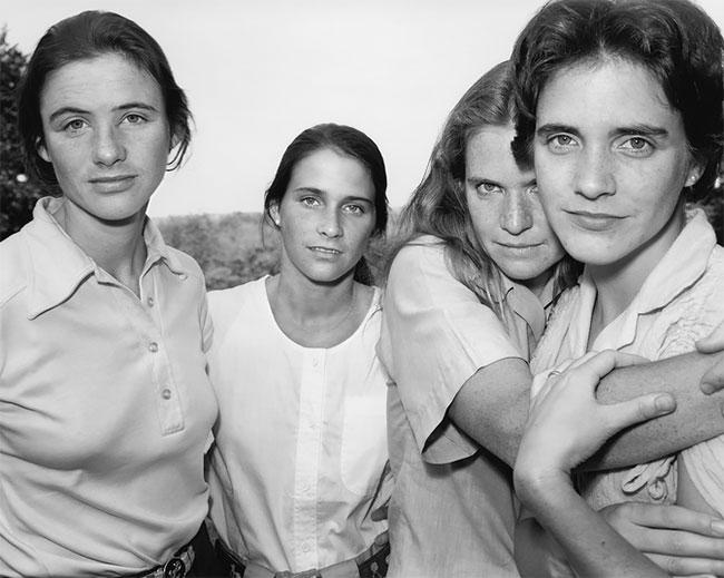 Nicholas Nixon hermanas Brown 5