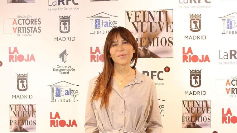 antonia san juan en la 29 edicion de los premios de la union de actores y actrices
