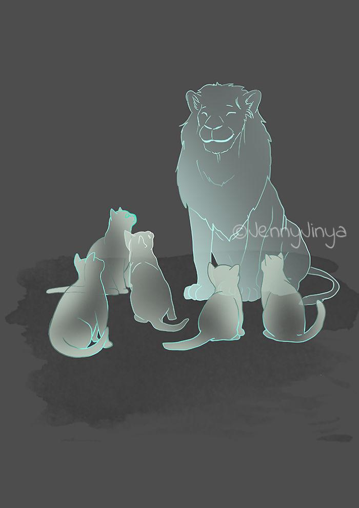 circus lion comics jenny jinya 6 5e65f75b2d68b 700
