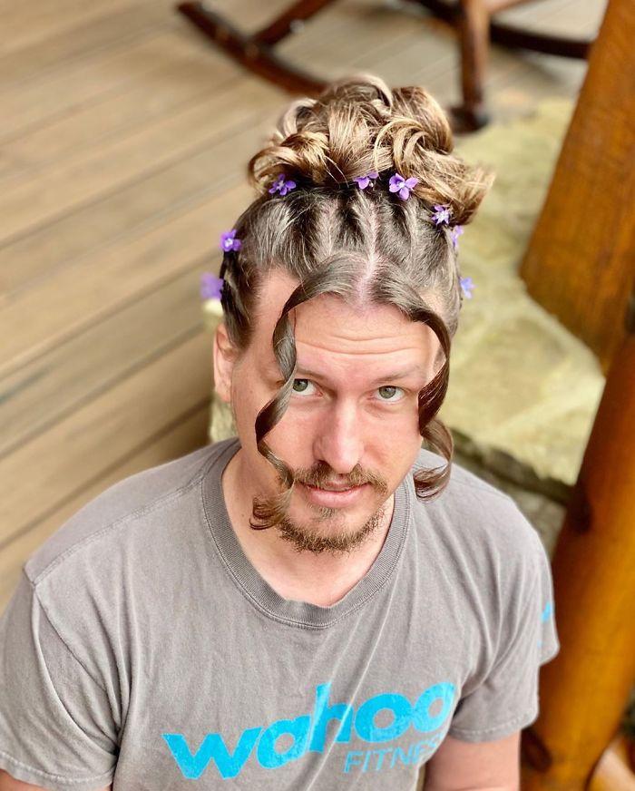doing boyfriends hair quarantine heidi oley9 5e7b5160d6e2e 700