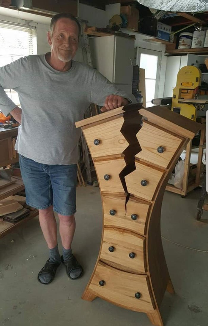 one of a kind woodwork creations henk 1 5e53a41b68d08 700
