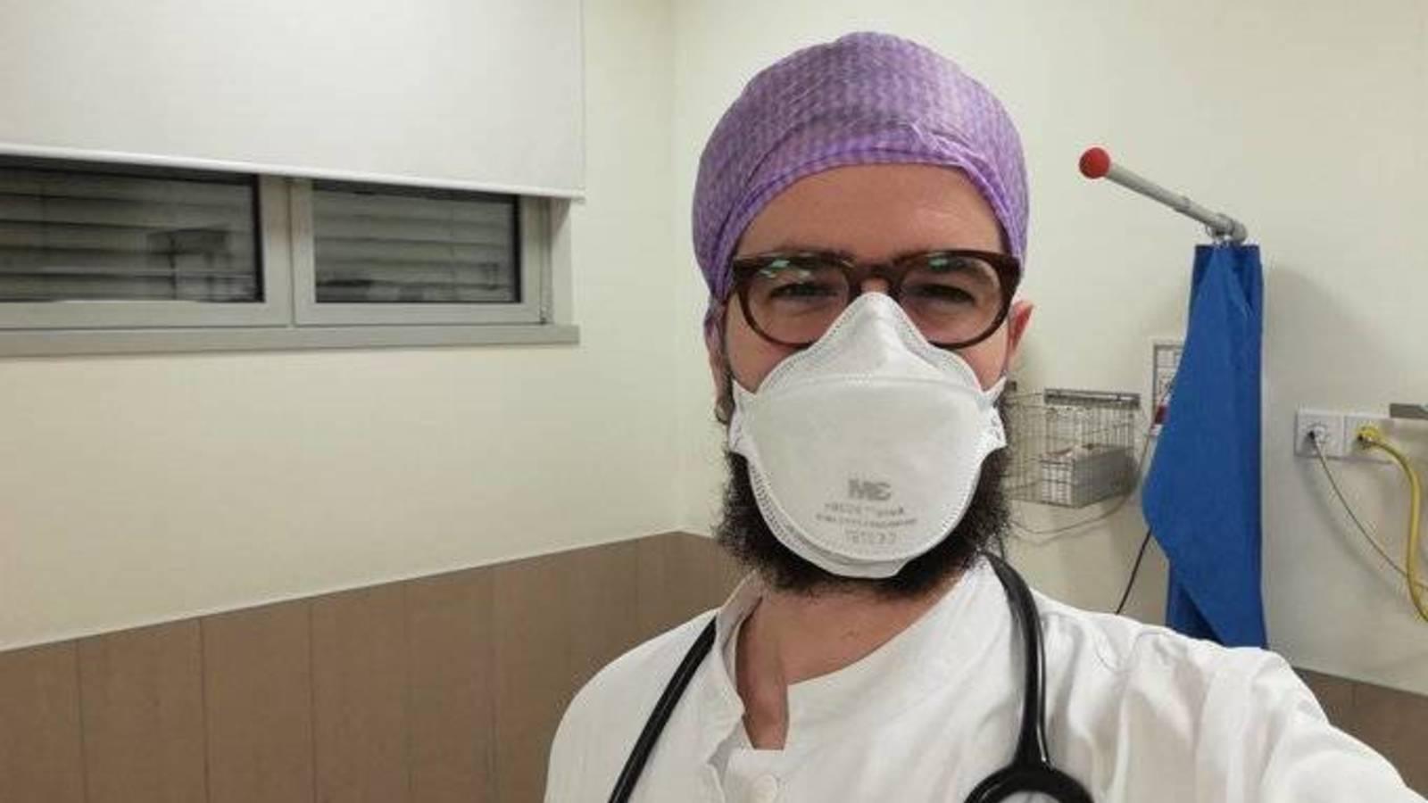 el medico espanol que lucha contra el panico desde la zona cero del coronavirus en italia