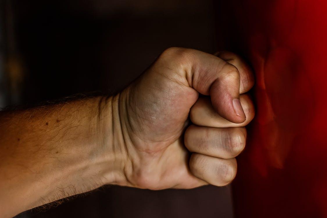 fist blow power wrestling 163431 1