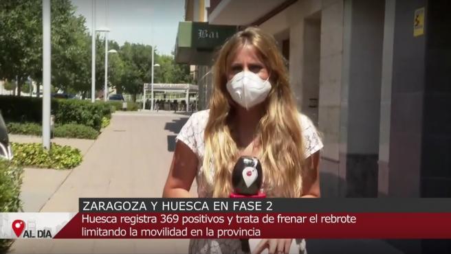 la reportera de cuatro al dia que ha sido agredida junto a su companero